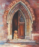 Dog Almighty  (SOLD)