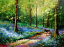 Bluebell Spring (SOLD)