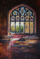 Scholar in the Big Study, Clongowes (SOLD)