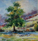 At the Foot of Mount Leinster (SOLD)