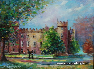 Union Day, Clongowes <p style=&quot;font-size:12pt;&quot;>(SOLD)</p>