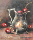 The Cherry Pot (SOLD)