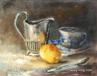 """Lemon Tea  <p style=""""font-size:12pt;"""">(SOLD)</p>"""