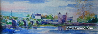 Leighlinbridge, Co. Carlow   <p style=&quot;font-size:12pt;&quot;>(SOLD)</p>
