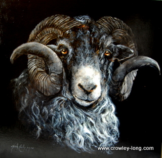 Lady Baa Baa <p style=&quot;font-size:12pt;&quot;>(SOLD)</p>
