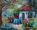 French Hideaway  (SOLD)