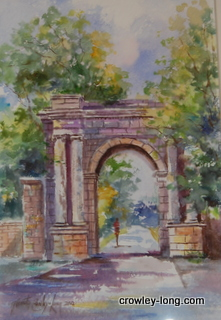 Oak Park Gate, Carlow <p style=