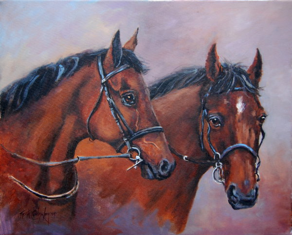 Hurricane Fly and Quevega  SOLD