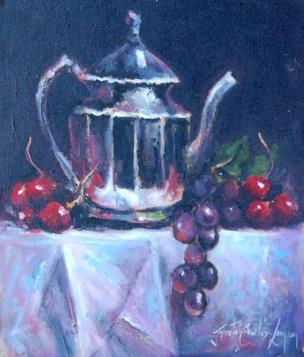 Fruit-Tea Fruity (12 x 10 inches)