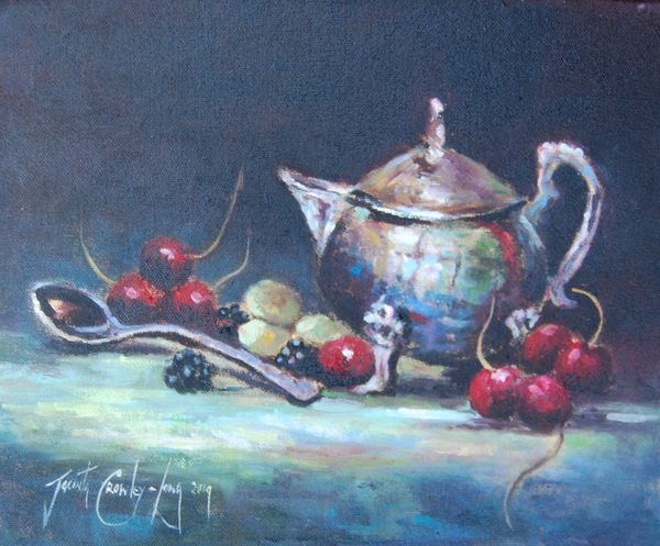 Berry Fruit Compote (SOLD)