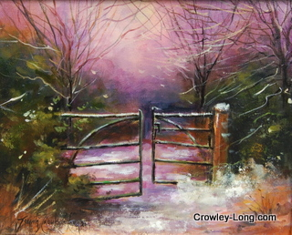 Snow way Home (SOLD)