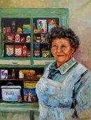 The Irish Mammy's Cupboard (SOLD)
