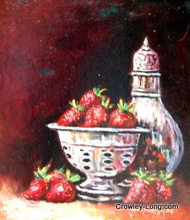 Making Berry <p style=&quot;font-size:12pt;&quot;>(SOLD)</p>
