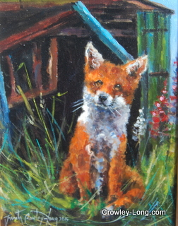 The Poacher (SOLD)