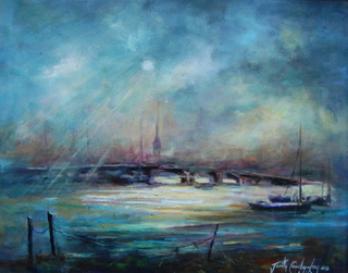 Night Squall, Wexford (SOLD)