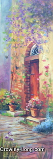 A Scent of Wisteria (SOLD)