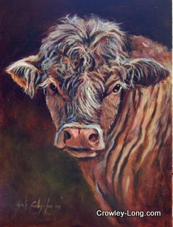 Fab Bull-ous! (16 x 12)