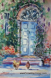 Altamont Doorway (SOLD)
