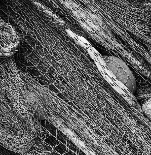 Fishing nets, Valentia