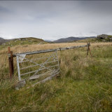Gate to Nowhere, Aird Mhiabhaig, Harris.