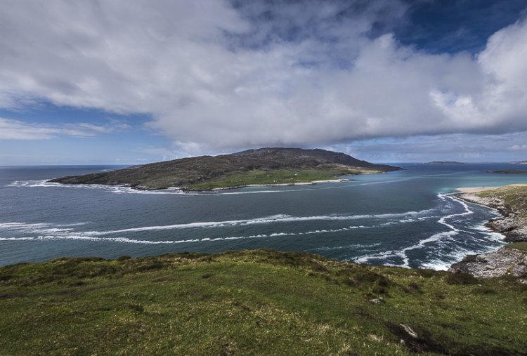 Kyle of Scarp, Isle of Harris.