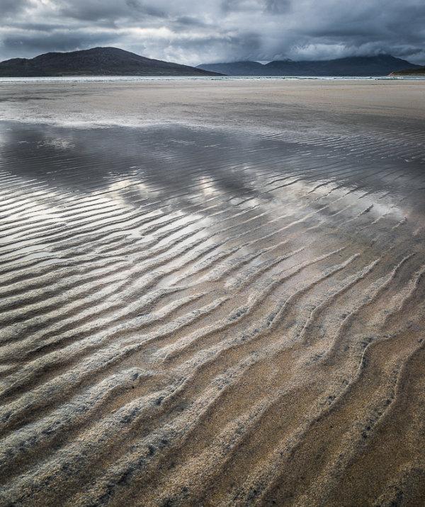Sand Patterns. Harris