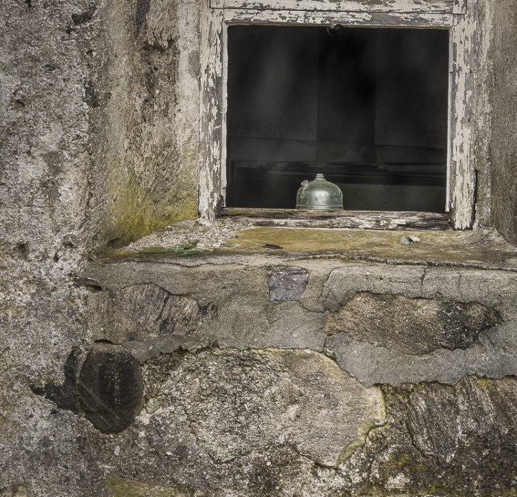Abandoned croft, Isle of Harris.