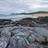 Rocks and Beach, Harris.