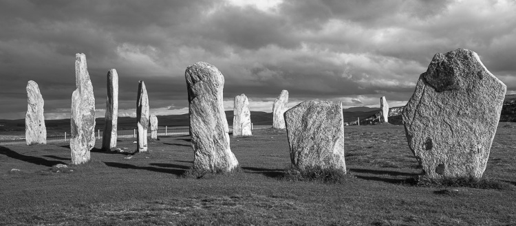 Callanish 2, Lewis.