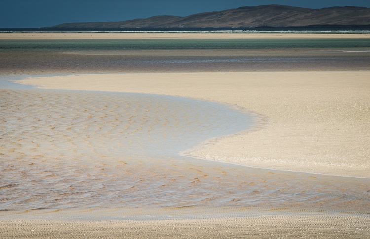Sand Patterns, Harris.