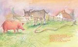 Mum meets Goat - The Naughtiest Piglet,Gullane/Meadowside 2003