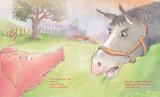 Mum meets Horse -  The Naughtiest Piglet,Gullane/Meadowside 2003