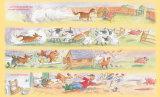 Trouble ahead !  The Naughtiest Piglet,Gullane/Meadowside 2003