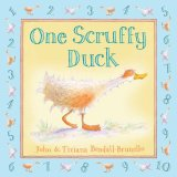 One Scruffy Duck, Cover  - Templar Books 2018/19