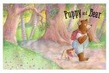 Puppy & Bear Cover  - Amazon Publishing, 2017