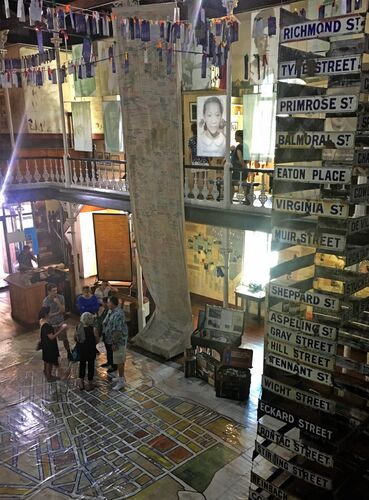 District Six Museu, Cape Town, South Africa