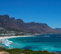 1. Camps Bay Area, Cape Town
