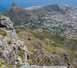 21. Table Mountain - Cable Car