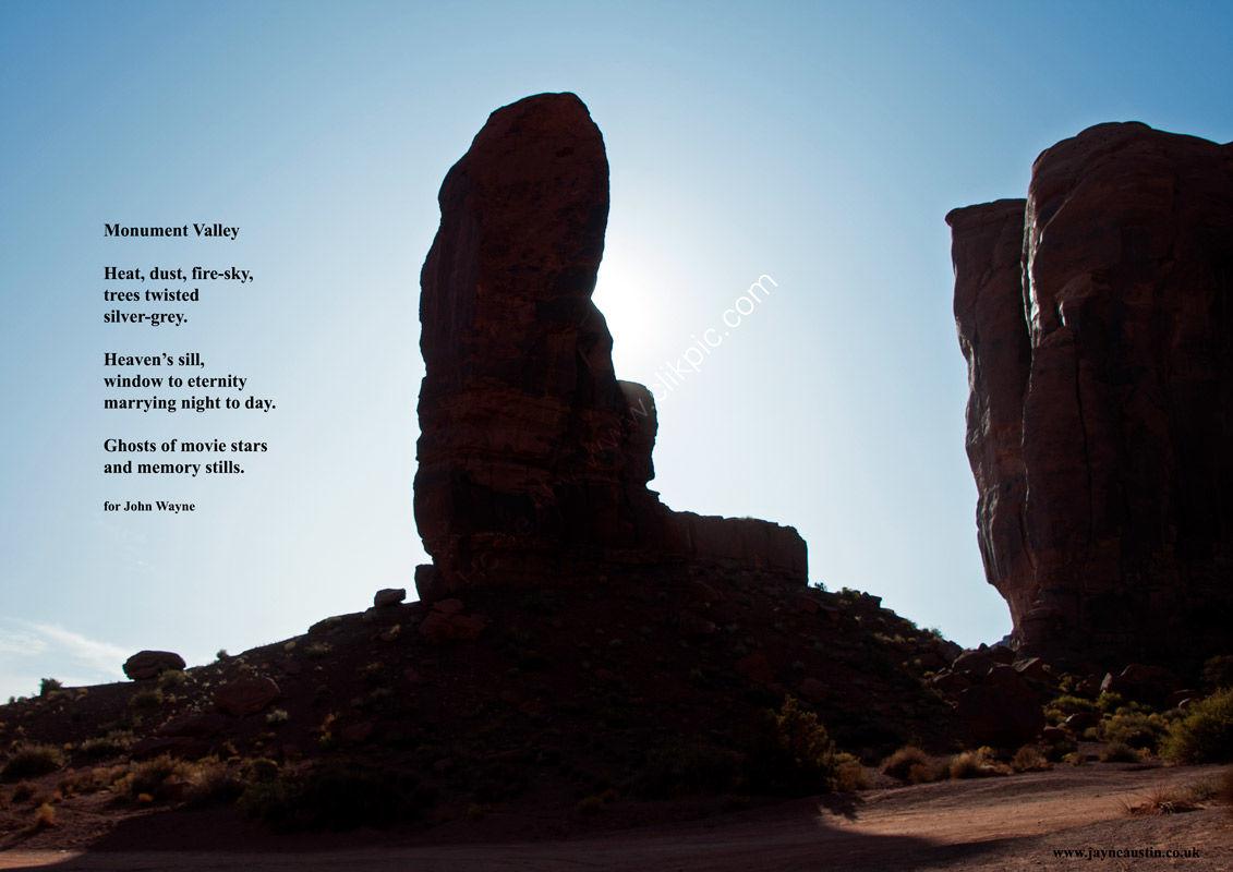 Monument Valley - for John Wayne