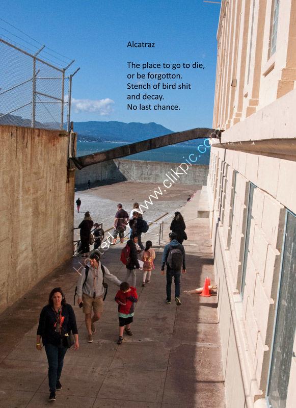 23. San Francisco - Alcatraz exercise area
