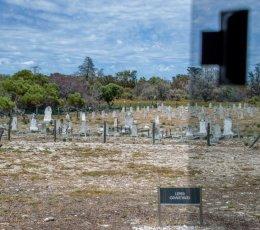 25. Robben Island - Leper Graveyard