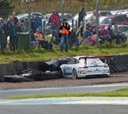 Porsche Carerra Cup - Knockhill 2016