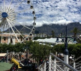 3. Table Mountain from The V&A Waterfront