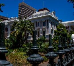 5. Parliament Building, Cape Town