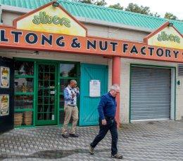 6. Biltong Factory