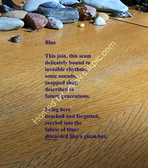 Blue - Poem