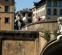 Florence - Bridge over the Arno