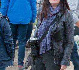 Jayne at Knockhill 2016
