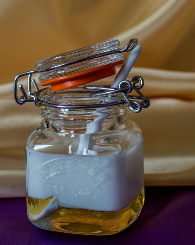 Milk & Honey-Pot
