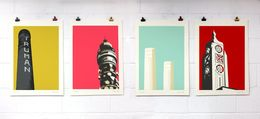 Jayson Lilley London Screenprints